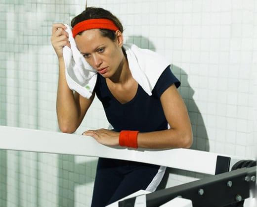 Что категорически ЗАПРЕЩЕНО делать на тренировке