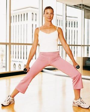 Эффективные упражнения индивидуально для каждого возраста