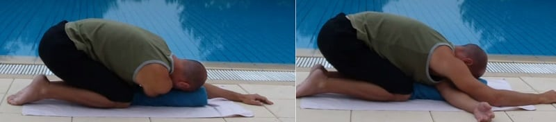 Специальные упражнения от защемления седалищного нерва