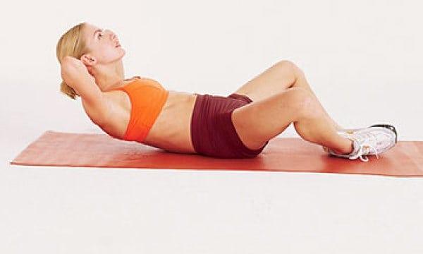 Эти 9 упражнений уберут ваши складки на животе и подчеркнут рельефный пресс