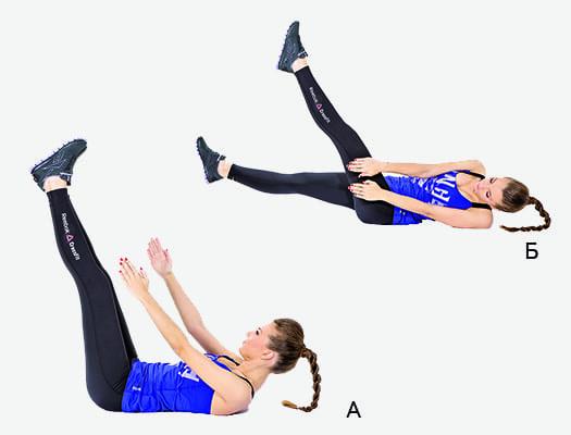 """Эти упражнения помогут вам избавиться от """"ушек"""" и боков"""