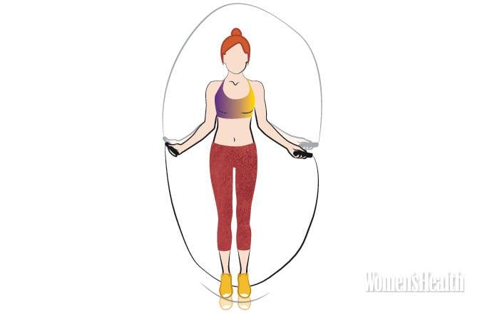 Интенсивная тренировка для похудения — результаты через 2 недели!