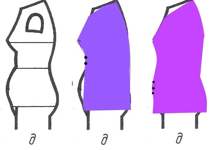 Как спрятать не идеальный животик под одеждой. 3 главных совета!