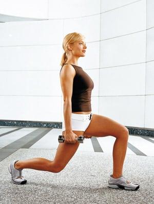Комплекс упражнений для быстрой домашней тренировки