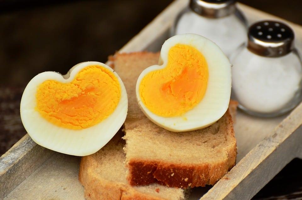 """Минус 11 кг за 14 дней! Диета """"вареных яиц"""""""