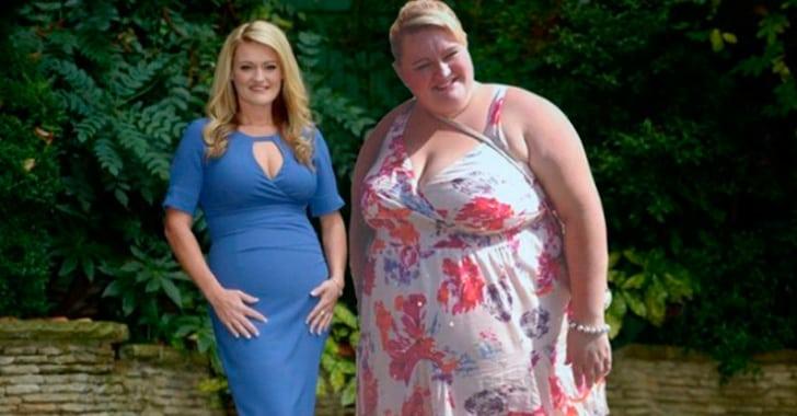 Минус 89 килограмм за 1,5 года! Ей пришлось поменять только одно правило в диете и она достигла ТАКОГО результата