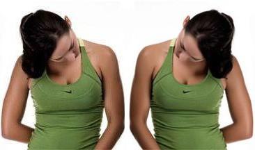 8 лучших упражнений от шейного остеохондроза
