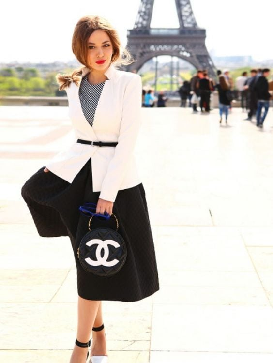 Стиль Коко Шанель для элегантных женщин