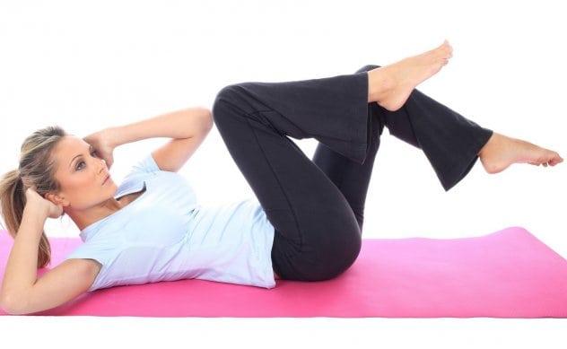 Комплекс упражнений для набора массы на 4 тренировки в неделю