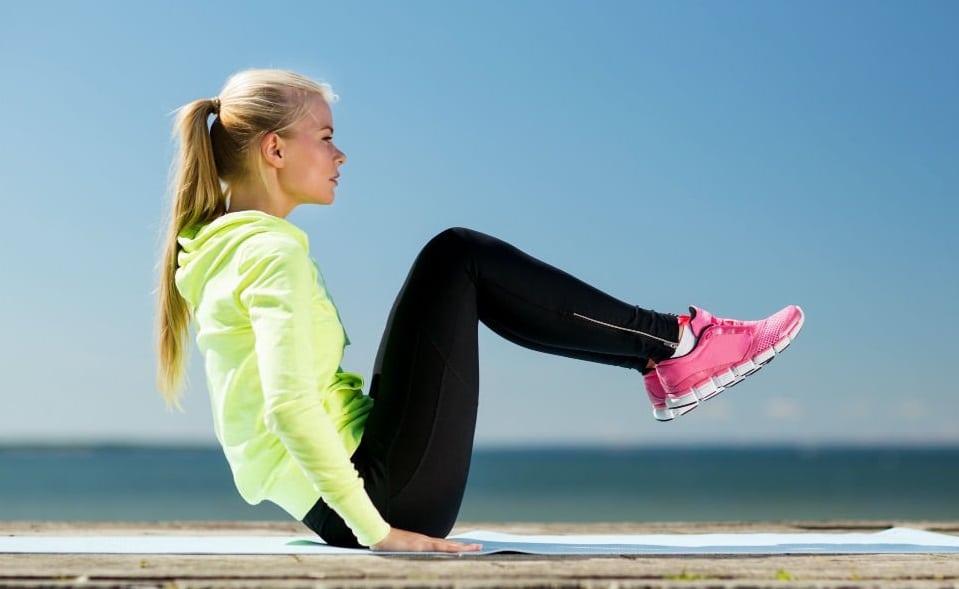 Ежедневная фитнес-зарядка для похудения