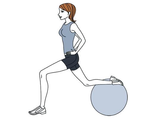 Советы и лучшие упражнения от Хлои Кардашьян