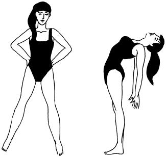 Упражнение для осанки