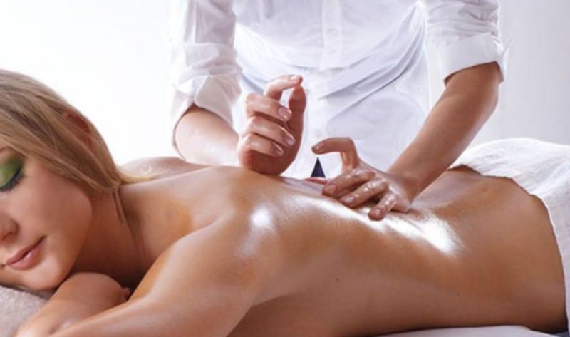 лимфатический дренажный массаж