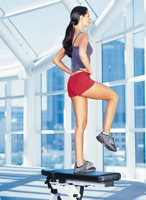 Комплекс эффективных упражнений для красивых бёдер и ягодиц