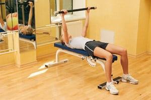 Упражнения для коррекции осанки