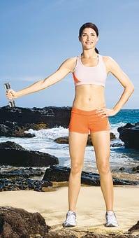 8 упражнений для стройной фигуры
