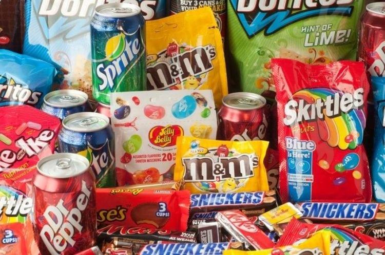 8 продуктов, провоцирующих рак