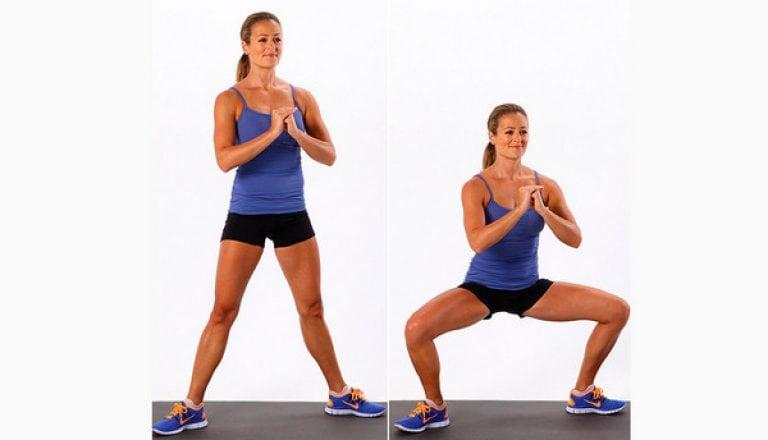ТОП-5 упражнений для попы, которые сделают её привлекательной