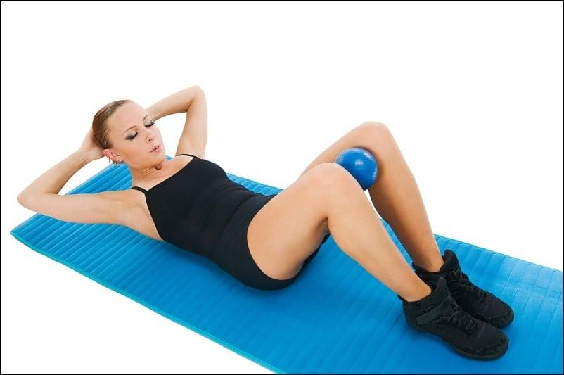 Домашние упражнения для внутренней части бедра