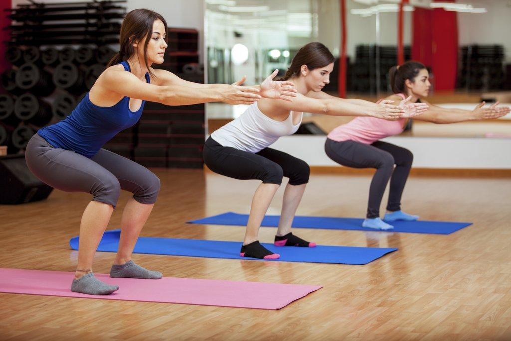 Комплекс упражнений на выносливость и развитие силы