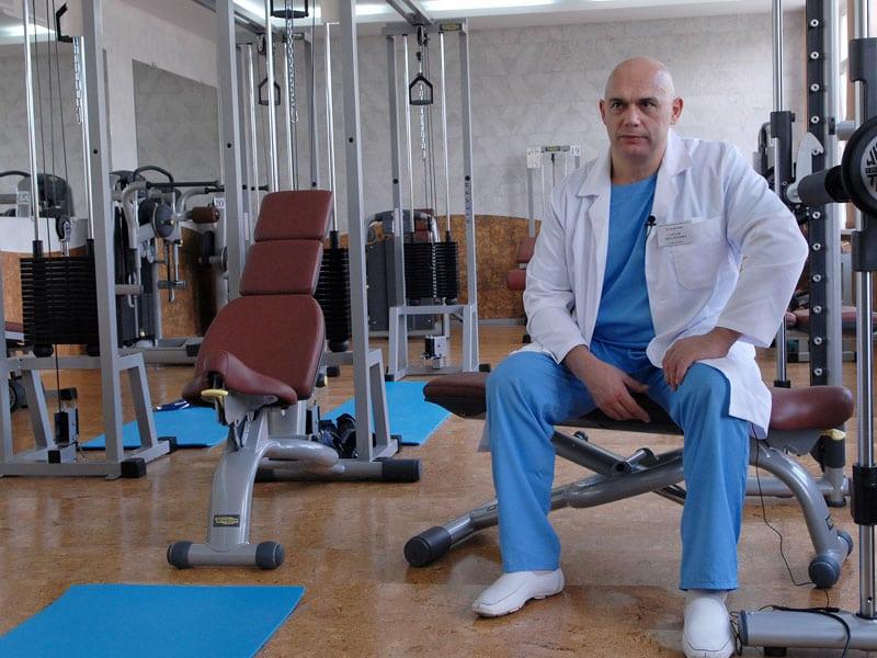 Лечебная гимнастика доктора Бубновского для суставов и позвоночника