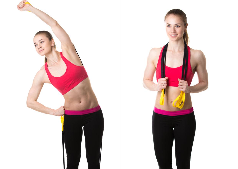 Как укрепить мышцы спины в домашних условиях?