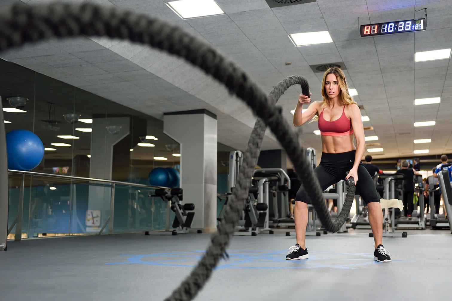 Система упражнений «протокол Табата» для похудения