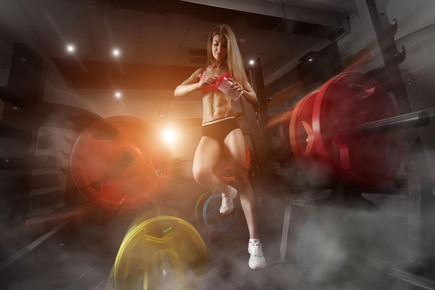 Лучшие упражнения для мышц ног и ягодиц