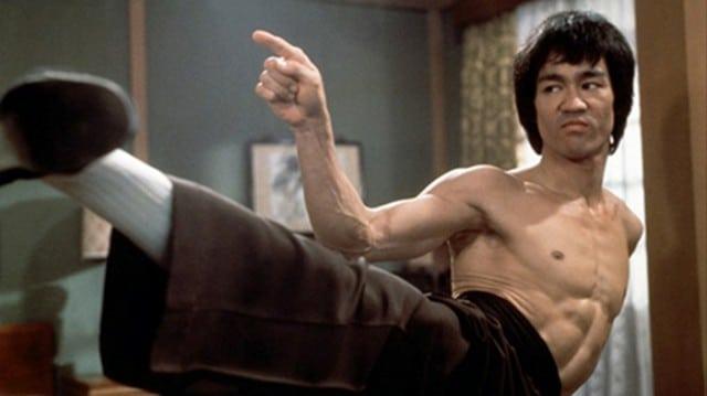Принципы питания и тренировок Брюса Ли
