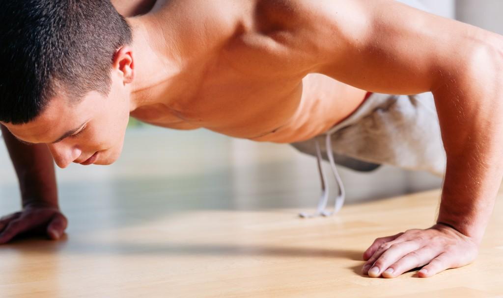 Домашние упражнения для зарядки по утрам