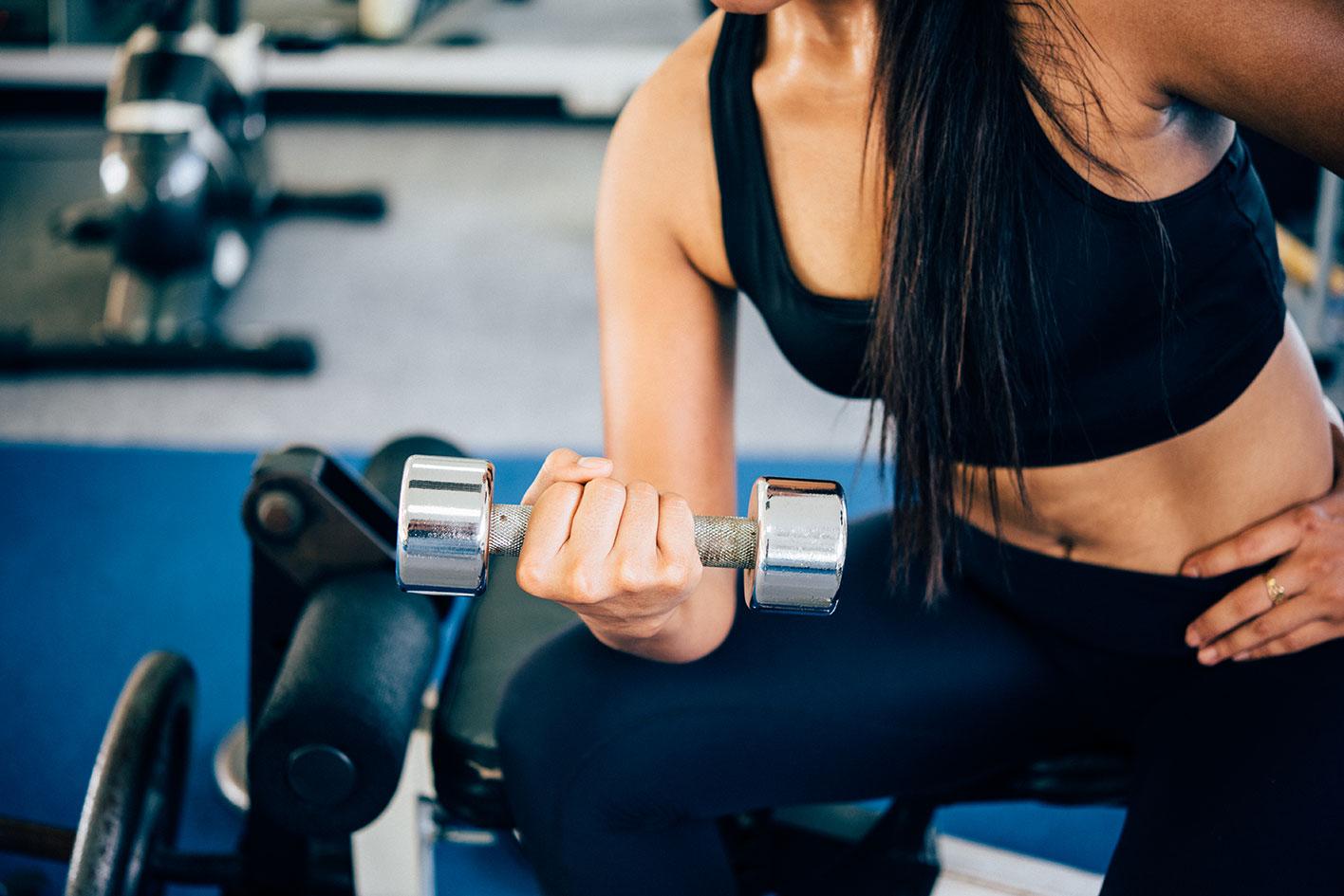 Комплекс эффективных упражнений для тренировки предплечий