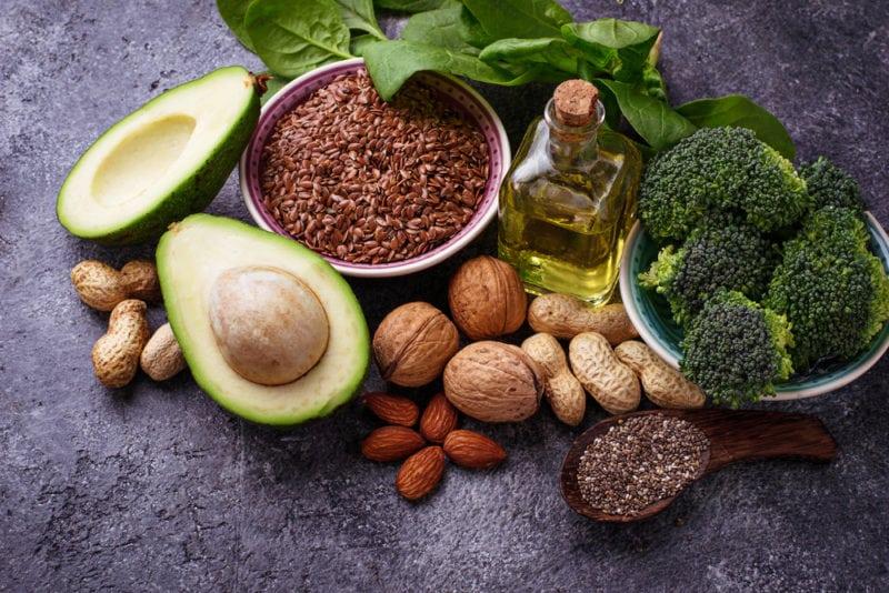 Полезные жиры: список продуктов и рекомендации