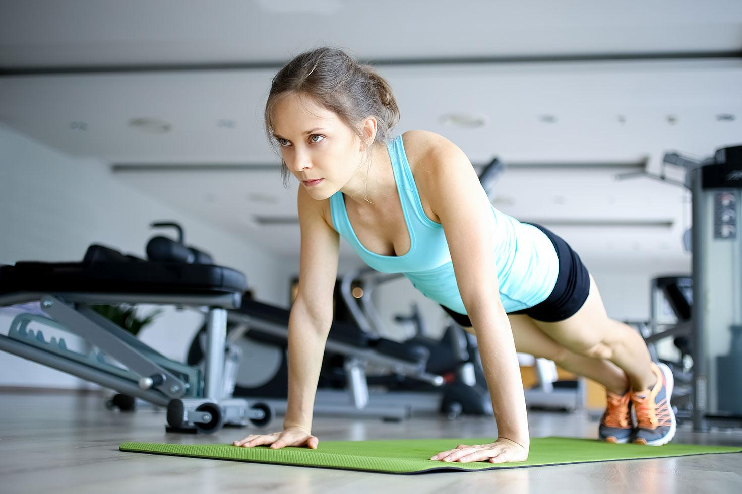 Фитнес Программа Похудения Девушек. Программа для похудения в тренажерном зале для девушек