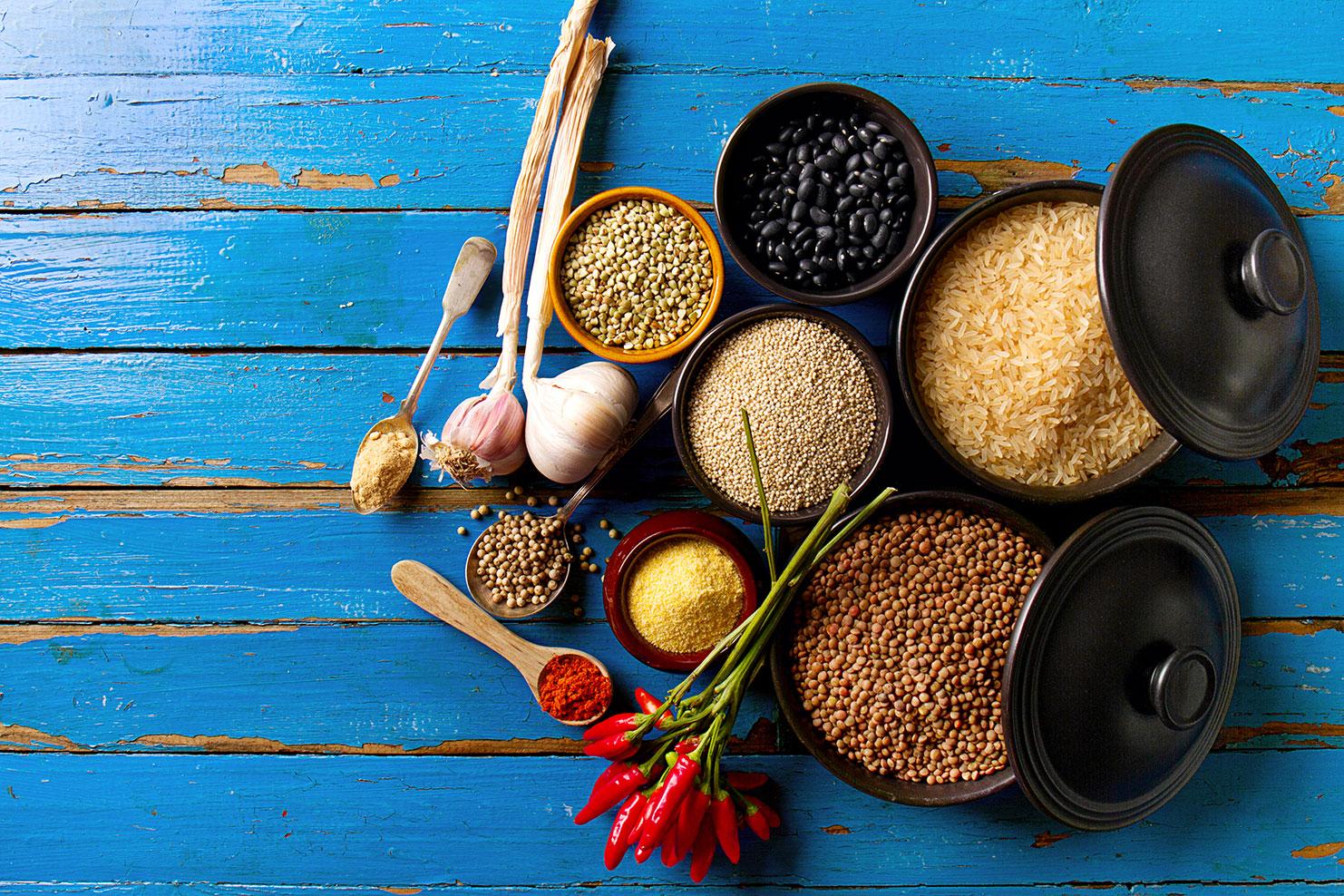 сложные углеводы список продуктов таблица для похудения