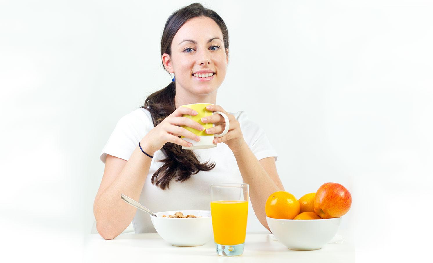 простое меню правильного питания на неделю