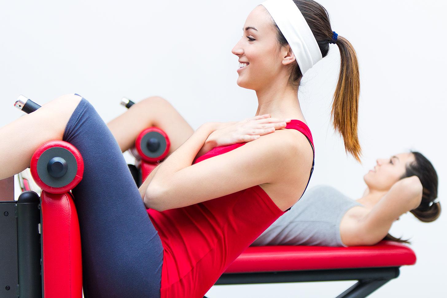 какие делать упражнения для похудения ляшек