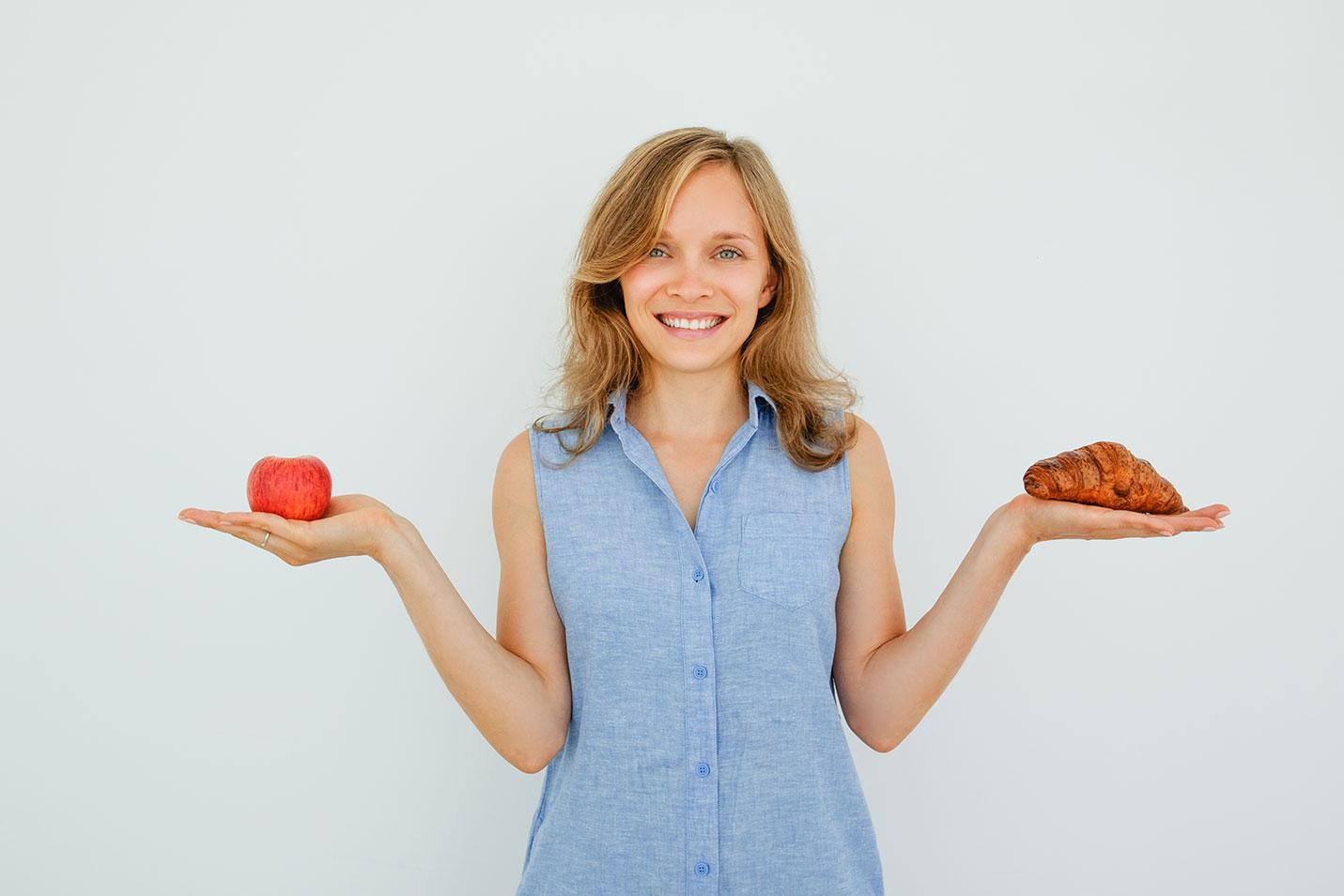 Как убрать жир с живота, боков и бедер?