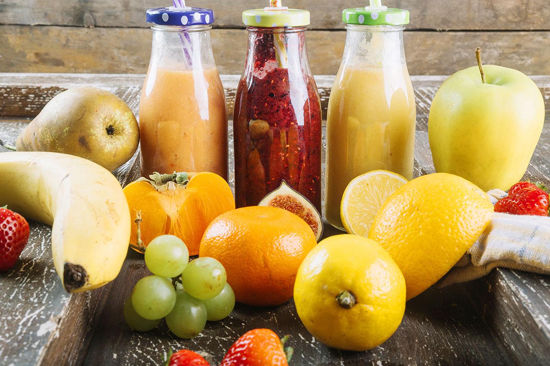 Смузи полезные для блендера для похудения 46 рецептов