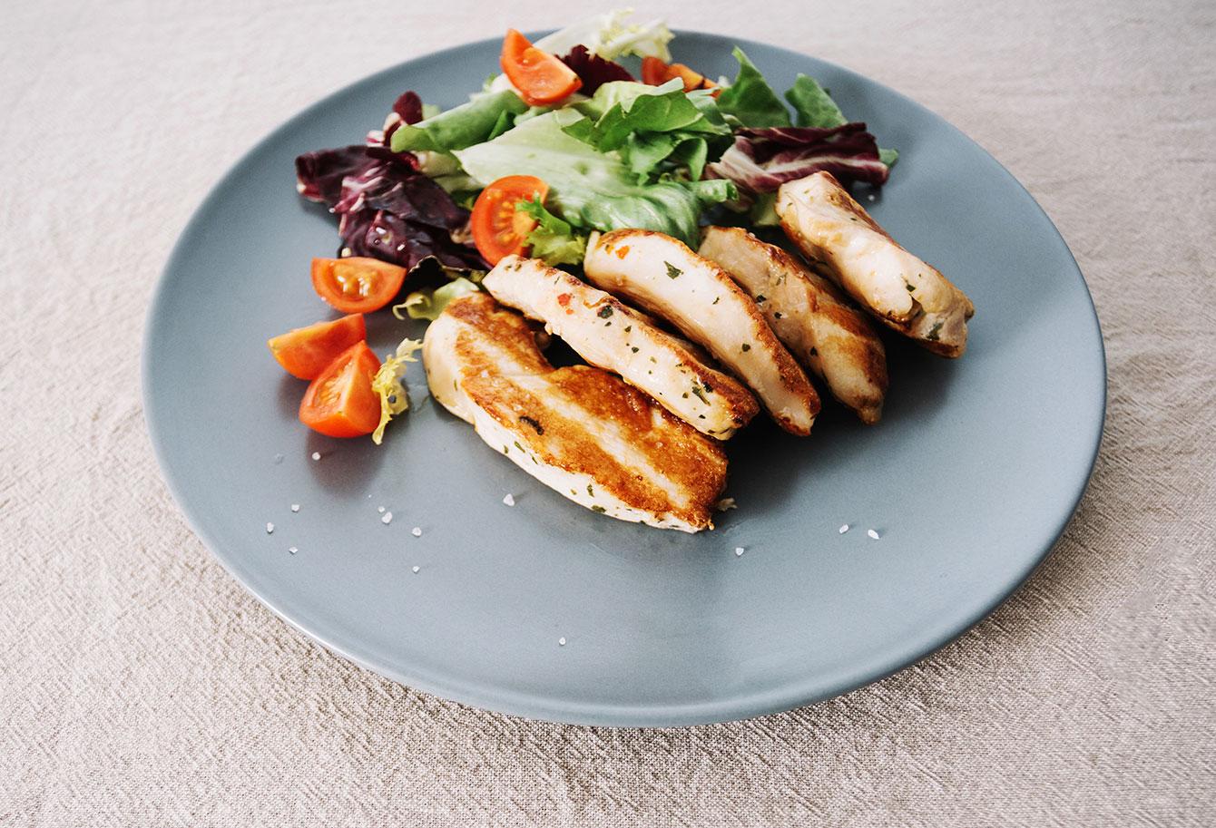 Белковая диета на неделю: меню на каждый день