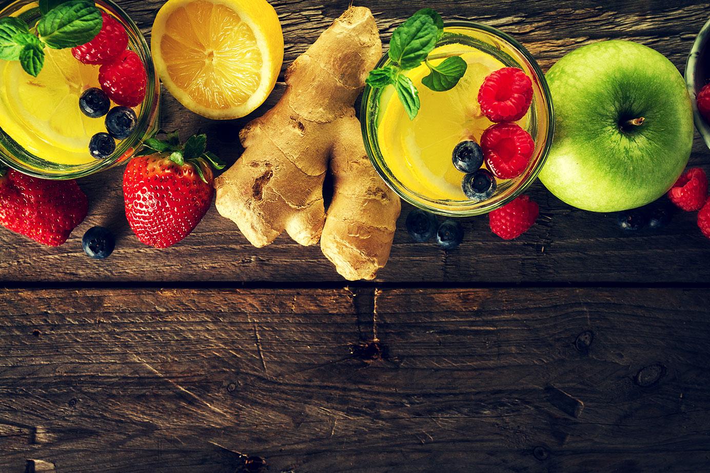 Чай с имбирем для похудения: лучшие рецепты