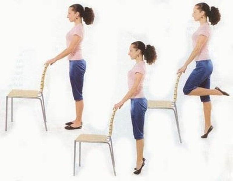 Эффективные упражнения для похудения икр