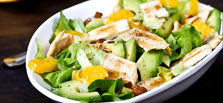 Вкусные диетические блюда из куриной грудки