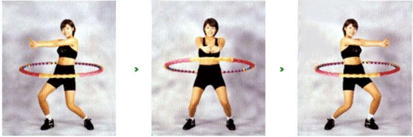 Как крутить хулахуп, чтобы быстро похудеть?