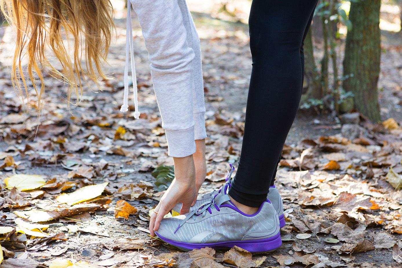 Упражнения для похудения в икрах ног