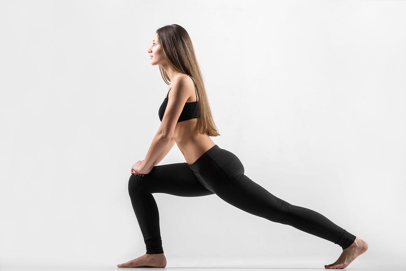 фитнес зарядка