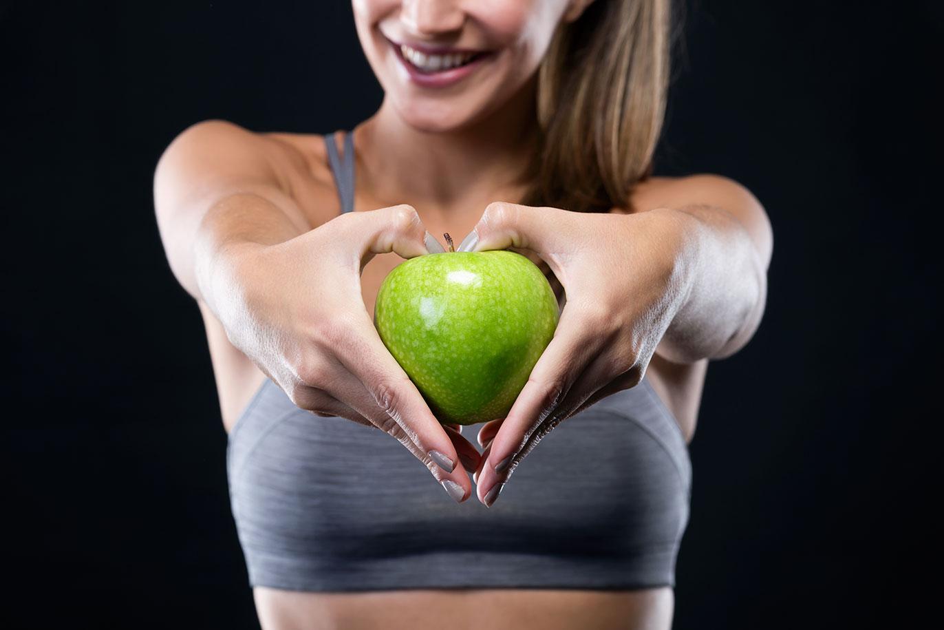 Яблока Поможет Похудеть. Можно ли есть яблоки при похудении