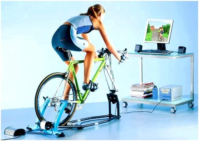 Занятия на велотренажере для качественного похудения