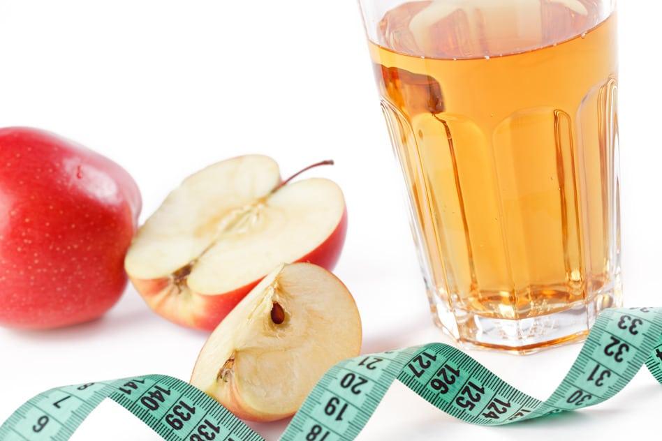 Яблочная диета 7 дней - потеря веса до 7 кг Отзывы