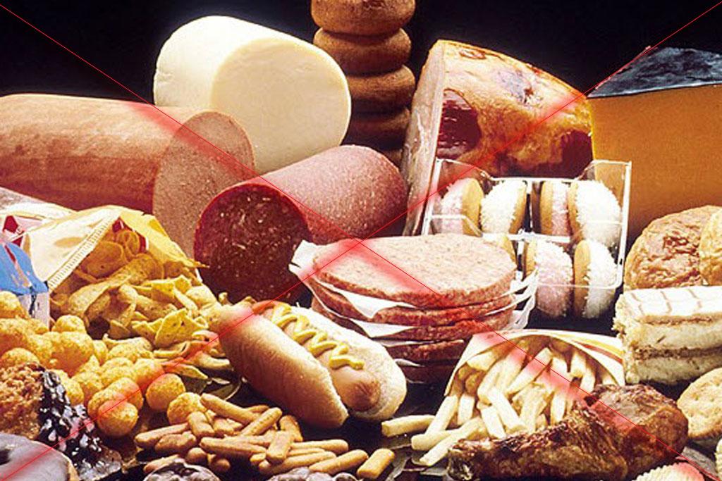 Какие продукты исключить из своего рациона, чтобы похудеть?