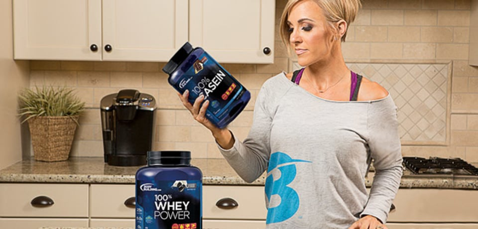 Какой протеин выбрать для похудения девушкам?